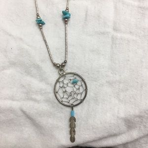 Jewelry - Dreamcatcher necklace